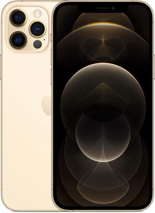 Mobilais telefons Apple iPhone 12 Pro, zelta, 6GB/256GB