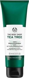 The Body Shop Tea Tree 3 in 1 Wash Scrub Mask 125ml