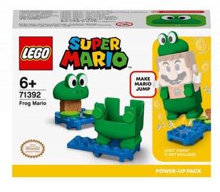 Konstruktors LEGO Super Mario Vardes Mario spēju komplekts 71392, 11 gab.