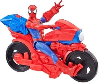 Hasbro Marvel Spider-Man Titan Hero Series Spider-Man With Power Cycle E3364