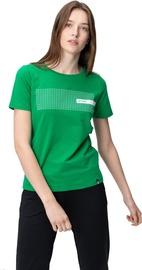 Audimas Womens Cotton Tee With Print Jolly Green XL