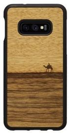 Man&Wood Terra Back Case For Samsung Galaxy S10e Beige/Black