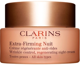 Sejas krēms Clarins Extra-Firming Night Cream All Skin Types, 50 ml