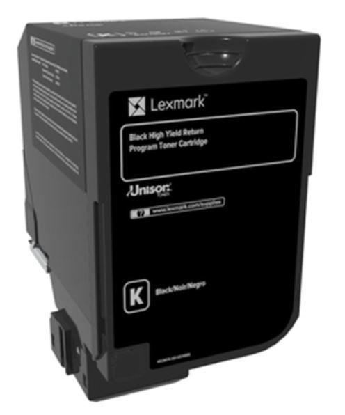 Lexmark Toner Cartridge 25K Black