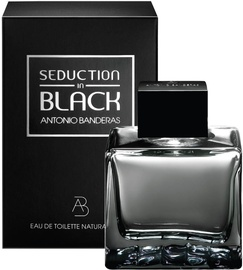 Духи Antonio Banderas Seduction in Black 50ml EDT