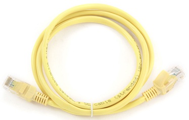 Gembird CAT e5 UTP Patch Cable Yellow 1.5m