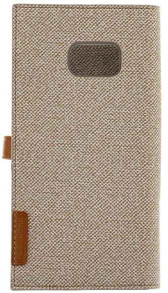 Mercury Milano Book Case For Samsung Galaxy S8 Plus Beige