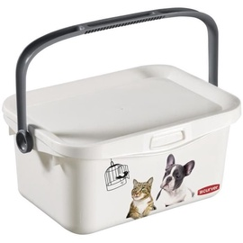 Curver Container With Handle And Lid Multiboxx 3L 26x18x11cm Cat&Dog