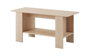 Kafijas galdiņš WIPMEB Tulia, ozola, 1200x590x550 mm