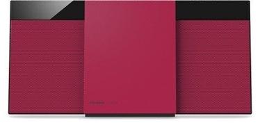Mūzikas centrs Panasonic SC-HC304EG-R, 10 W
