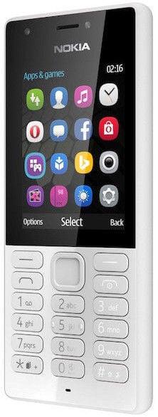 Mobilais telefons Nokia 216, pelēka, 16MB/16MB