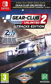 Gear.Club Unlimited 2 Tracks Edition SWITCH
