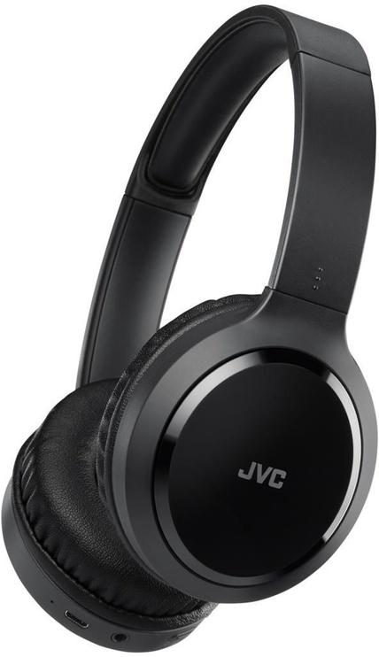 Наушники JVC HA-S60BT-B-E Black, беспроводные