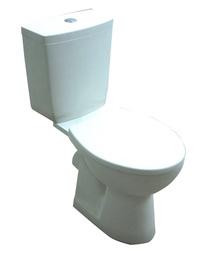 Tualete Cersanit Senator K100-210, ar vāku, 355x660 mm
