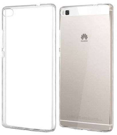 Mocco Ultra Back Case For Huawei Y6 2018 Transparent