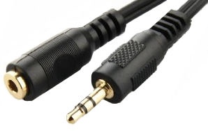 Vads Gembird 3.5mm Stereo Audio Extension Cable 5m