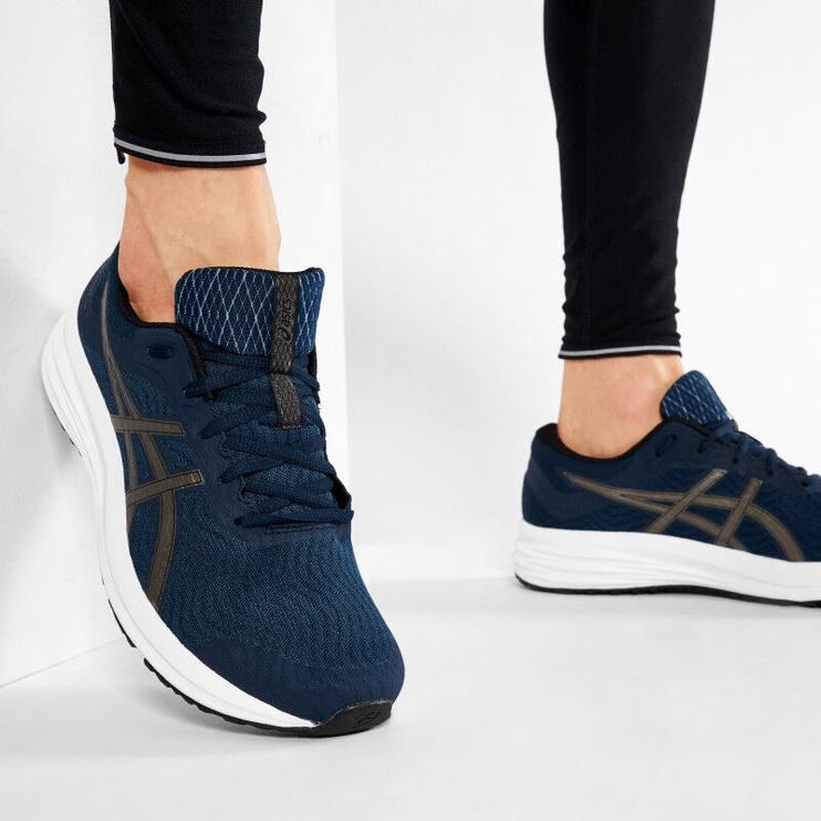 Sporta apavi Asics Patriot, zila, 42
