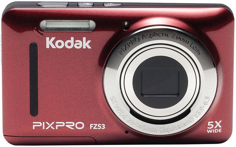 Kodak PixPro FZ53 Red