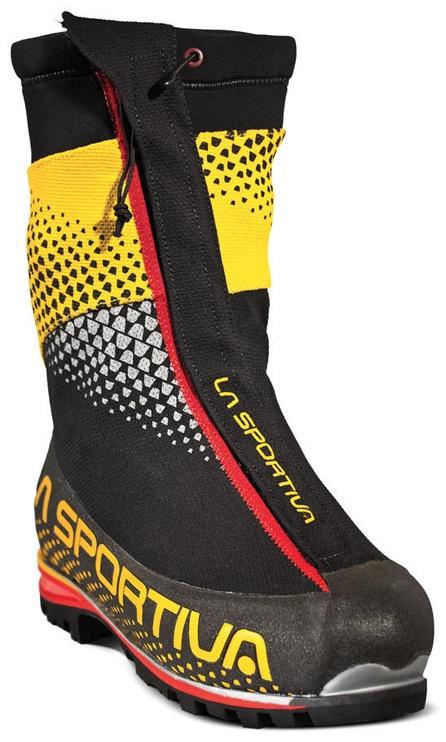 La Sportiva G2 SM Black Yellow 47