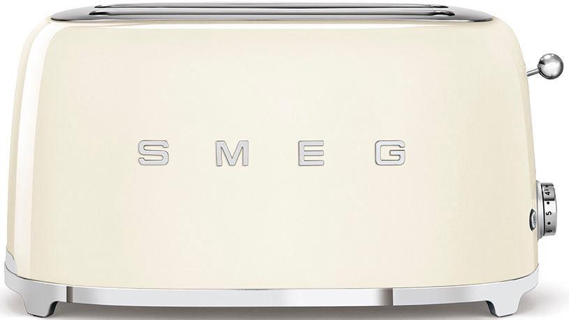 Тостер Smeg TSF02CREU Cream