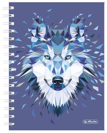Piezīmju grāmatiņa Herlitz Wild Animals, 100 lapas