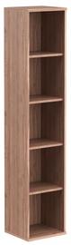 Полка Skyland Imago, коричневый, 40.6x36.5x197.5 см