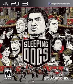 Sleeping Dogs PS 3