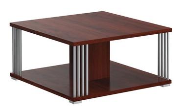 Kafijas galdiņš Skyland ST 880 Burgundy, 800x800x400 mm
