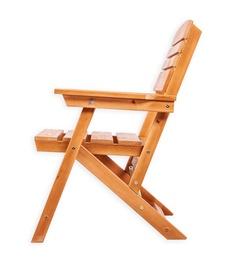 Folkland Timber Heini Chair Brown
