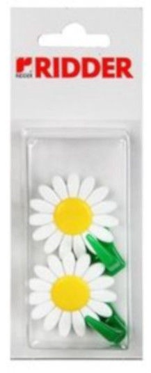 Ridder Hook Flower White