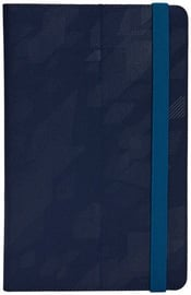 "Case Logic CBUE-1208 Surefit Folio for 8"" Tablets Dress Blue 3203705"