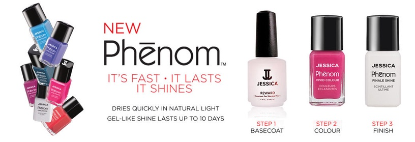Jessica Phēnom Nail Polish 15ml 01
