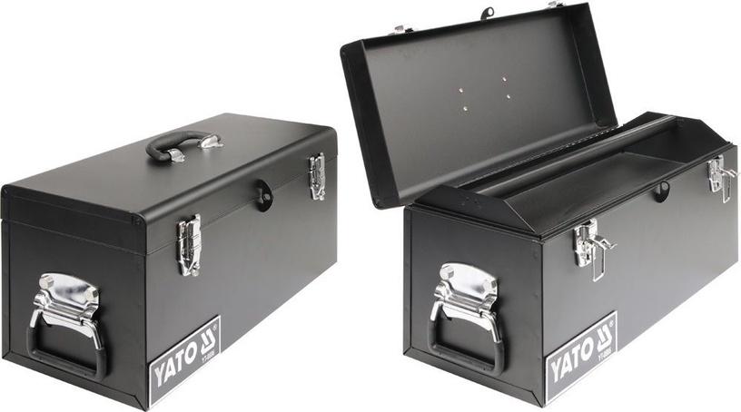 Yato Metal Tool Box YT-0886 510x220x240mm