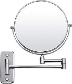 Зеркало Songmics, подвесной, 20x20 см