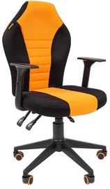 Игровое кресло Chairman 8 Black/Orange
