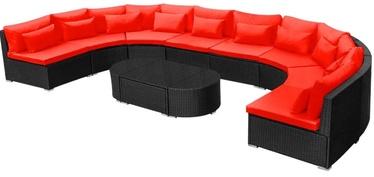 Āra mēbeļu komplekts VLX 11 Piece Garden Lounge Set 42398