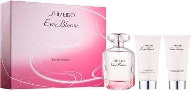 Parfimērijas ūdens Shiseido Ever Bloom 50 ml EDP + Dušas želeja 50 ml + Ķermeņa losjons 50 ml