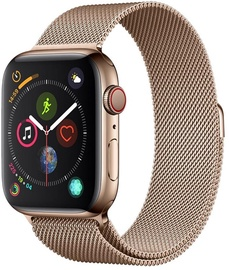 Devia Elegant Series Milanese Loop For Apple Watch 40mm Gold