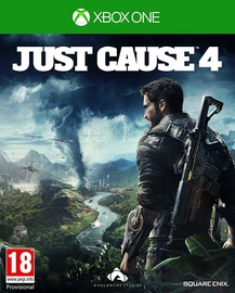 Xbox One spēle Just Cause 4 Xbox One