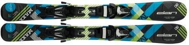 Elan Skis Alpine Skis Maxx QS EL 4.5/7.5 Black/Blue 120cm