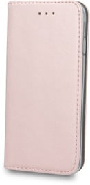OEM Smart Magnetic Book Case For Samsung Galaxy S20 FE Rose Gold