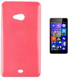 Telone Candy Ultra Slim Back Case For Microsoft 540 Lumia Pink