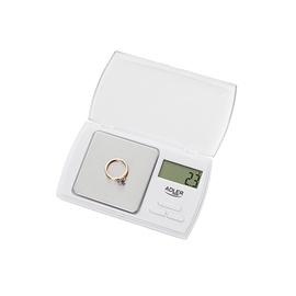 Электронные кухонные весы Adler Jewellery Scale AD 3161, белый