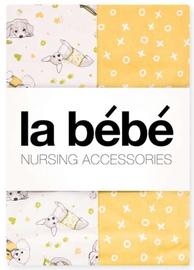 La Bebe Cotton Nursing Bed Set Funny Dogs 100x135cm