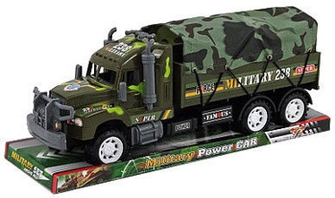 Tommy Toys Military Power Car 477513