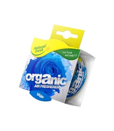 Natural Fresh Air Freshener Organic Blue