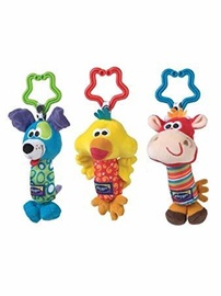 Playgro Pram Toy My First Tinkle Trio 0181059