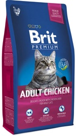 Brit Cat Food Adult Premium Chicken 1kg