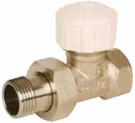 ARCO Tibet Thermostat Radiator Valve Straight 1/2''