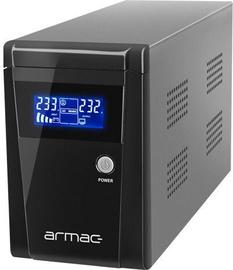Стабилизатор напряжения UPS ARMAC O/1500F/LCD (поврежденная упаковка)